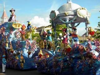 Imagine din parada