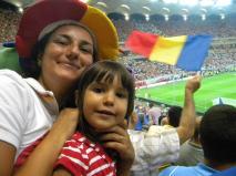 Romania - Franta 2011