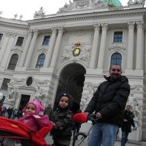 La plimbare prin Viena