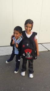 Așa se iese de la școală: cu zâmbetul pe buze și chef de joacă!
